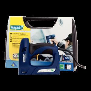 Zszywacz elektryczny ESN114 220-240/21 walizka Rapid 5000131