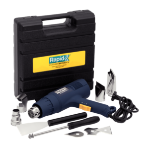 Opalarka Accelerator2000 + skrobaki + dysze + walizka Rapid 23389821