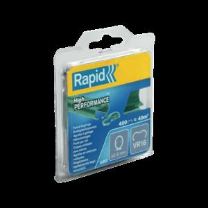 Zszywki ogrodzeniowe VR16/400szt. Galwanizowane ZIEL Rapid 40108797