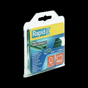 Zszywki ogrodzenioweVR22/215 szt. Galwanizowane ZIEL Rapid 40108802