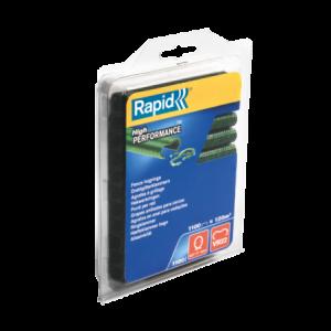 Zszywki ogrodzeniowe VR22/1100 szt. Galwanizowane ZIEL Rapid 40108807