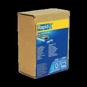 Zszywki ogrodzeniowe VR16/3.19M Galwanizowane Rapid 40108808