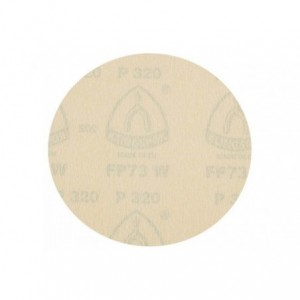 Krążek czepny na folii FP 73 WK 125 S0 granulacja 100 Klingspor 321398 100 szt