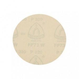 Krążek czepny na folii FP 73 WK 125 S0 granulacja 150 Klingspor 321541 100 szt