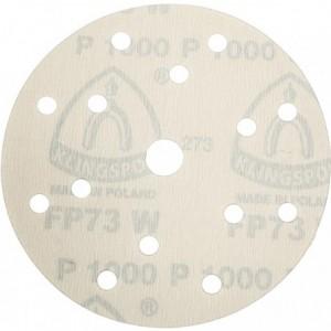 Krążek czepny na folii FP 73 WK 150 S47 granulacja 150 Klingspor 320644 100 szt