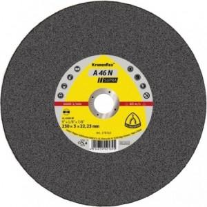 Tarcza 230x3x22 aluminium Klingspor A 46 N 170710 25 szt