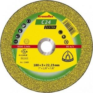 Tarcza 125x2.5x22 beton Klingspor C 24 EX 242144 25 szt