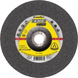 Tarcza 115x4x22 metal Klingspor A 24 R 13746 10 szt