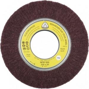 Ściernica nasadzana z włókniny NFW 600 165X50X43 granulacja 180 Klingspor 275223 3 szt