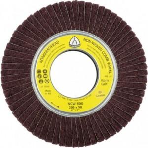 Ściern. z włókniny z przekł. z płótna NCW 600 165X50X43 medium granulacja 150 Klingspor...