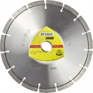 Tarcza diamentowa 125 uniwersalna Klingspor DT 350 U 336215