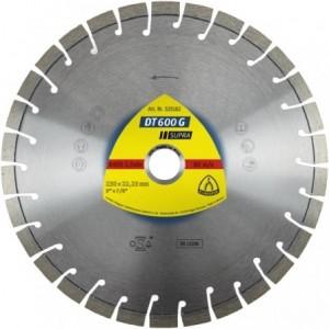 Tarcza diamentowa 230 granit Klingspor DT 600 G 325162
