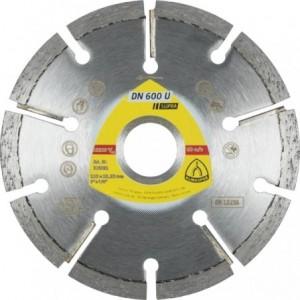 Tarcza diamentowa 115 spoiny z zaprawy Klingspor DN 600 U 330658