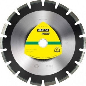 Tarcza diamentowa 500 asfalt Klingspor DT 602 A 325171
