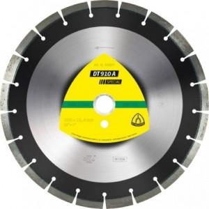 Tarcza diamentowa 350 asfalt Klingspor DT 910 A 325110