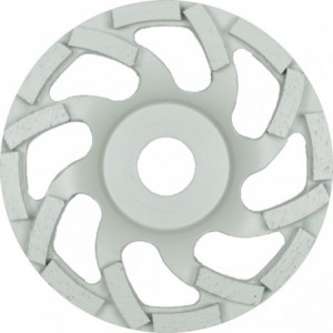 Tarcza diamentowa 125 beton Klingspor DS 600 S 331024