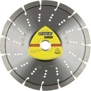 Tarcza diamentowa 125 piaskowiec Klingspor DT 600 AS 334040