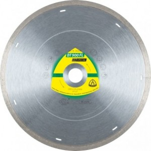 Tarcza diamentowa 350 płytki ceramiczne Klingspor DT 900 FL 331050