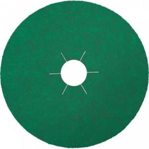 Krążek fibrowy CS 570 115X22 10 granulacja 120 Klingspor 204802 25 szt