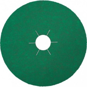 Krążek fibrowy CS 570 125X22 10 granulacja 80 Klingspor 204812 25 szt