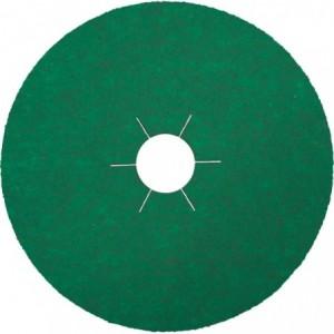 Krążek fibrowy FS 966 125X22 30 granulacja 60 Klingspor 316496 25 szt