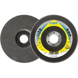 Ściernica talerzowa z włókniny NUD 500 125X13X22.23 medium Klingspor 337862 5 szt