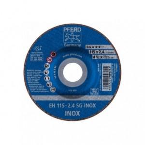 Tarcza 115x2.4x22 inox Pferd SG INOX 61340124 25 szt