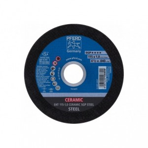 Tarcza 115x1x22 metal Pferd SGP STEEL 61301510 25 szt