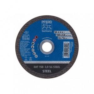 Tarcza 150x3x22 metal Pferd SG STEEL 61322222 25 szt