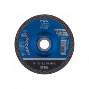 Tarcza 150x3x22 metal Pferd SG STEEL 61323122 25 szt