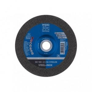 Tarcza 180x2.5x22 metal/inox Pferd SG STEELOX 61323223 25 szt