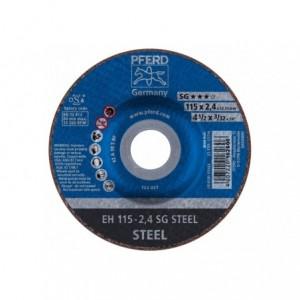 Tarcza 115x2.4x22 metal Pferd SG STEEL 61340122 25 szt