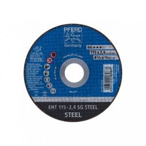 Tarcza 115x2.4x22 metal Pferd SG STEEL 61340222 25 szt