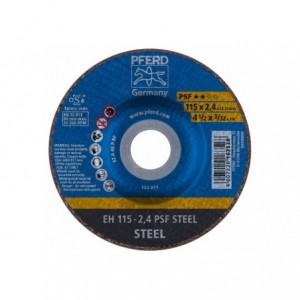Tarcza 115x2.4x22 metal Pferd PSF STEEL 61740122 25 szt