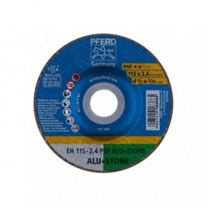 Tarcza 115x2.4x22 aluminium Pferd PSF ALU+STONE 61830122 25 szt