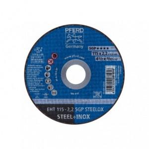 Tarcza 115x2.2x22 metal/inox Pferd SGP STEELOX 61330422 25 szt