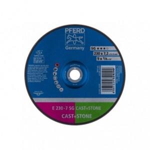 Tarcza 230x7.2x22 żeliwo Pferd SG CAST+STONE 62914720 10 szt