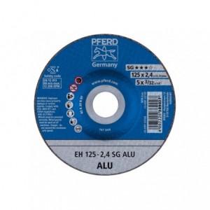 Tarcza 125x2.4x22 aluminium Pferd SG ALU 61320822 25 szt