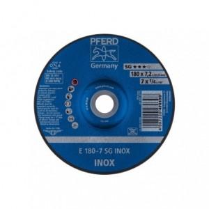Tarcza 180x7.2x22 inox Pferd SG INOX 62217632 10 szt