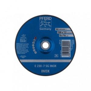 Tarcza 230x7.2x22 inox Pferd SG INOX 62223632 10 szt
