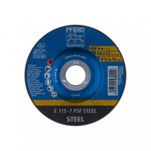 Tarcza 115x7.2x22 metal Pferd PSF STEEL 62011634 10 szt