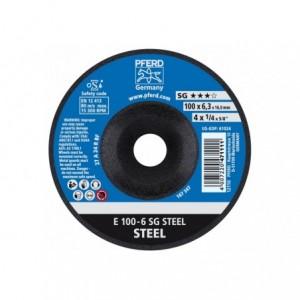 Tarcza 100x6.3x16 metal Pferd SG STEEL 62210626 10 szt