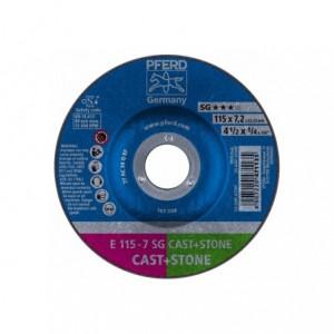 Tarcza 115x7.2x22 żeliwo Pferd SG CAST+STONE 62911625 10 szt
