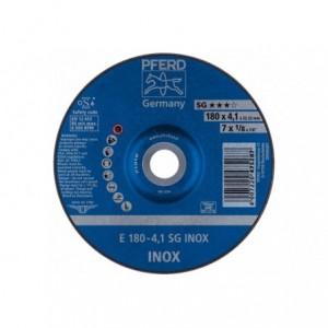 Tarcza 180x4x22 inox Pferd SG INOX 62217432 10 szt