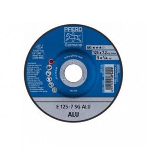Tarcza 125x7.2x22 aluminium Pferd SG ALU 62212622 10 szt