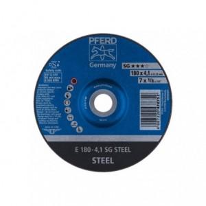 Tarcza 180x4x22 metal Pferd SG STEEL 62217426 10 szt