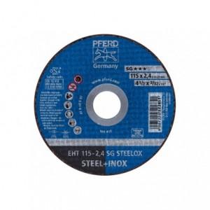 Tarcza 115x2.4x22 metal/inox Pferd SG STEELOX 61340432 25 szt