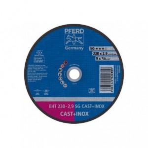 Tarcza 230x2.9x22 żeliwo Pferd SG CAST+INOX 61328832 25 szt