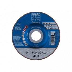 Tarcza 115x2.4x22 aluminium Pferd SG ALU 61340312 25 szt