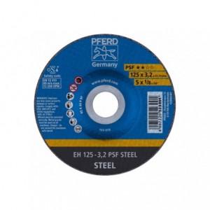 Tarcza 125x3.2x22 metal Pferd PSF STEEL 61720226 25 szt
